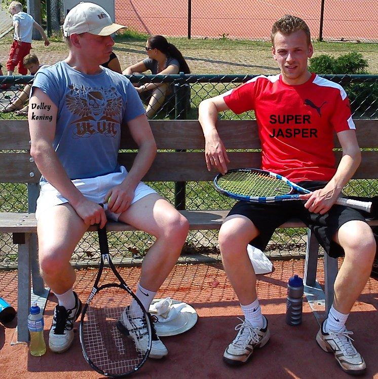 Eelko en Jasper TC Domstad