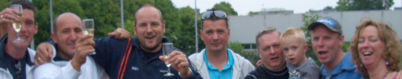 Heren 6 T.C. Domstad kampioen 2010